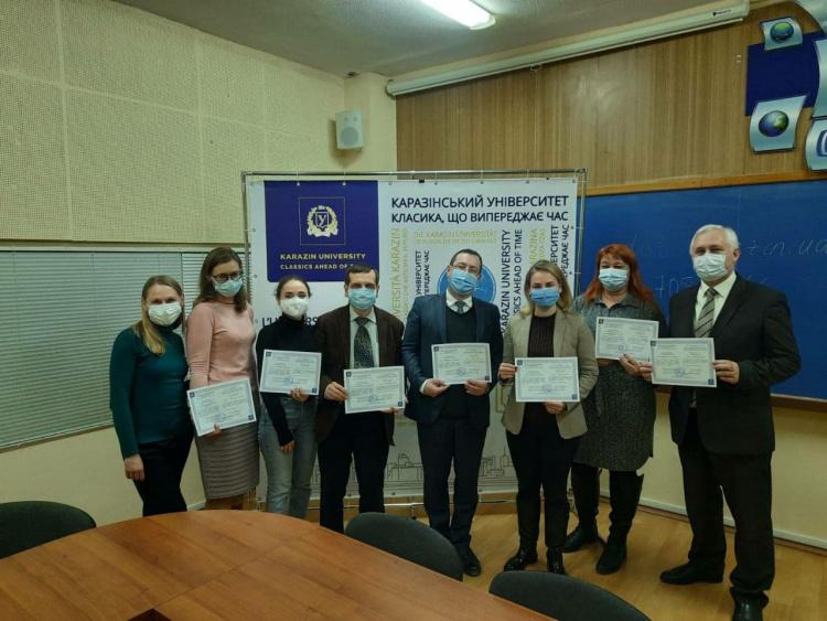 Викладачі кафедри політичної соціології успішно пройшли курси підвищення кваліфікації